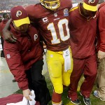 More Questions and More Drama for Robert Griffin III and the Redskins